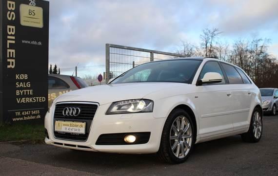 Audi A3 TFSi Ambiente SB DSG 1,8