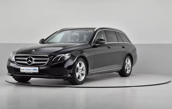 Mercedes E220 d Business stc. aut. 2,0