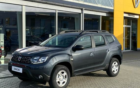 Dacia Duster TCe 100 Streetway 1,0