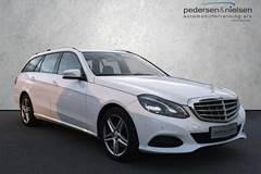 Mercedes E200 stc. aut. 2,0
