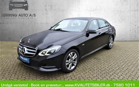 Mercedes E220 2,2 BlueTEC Edition E aut.