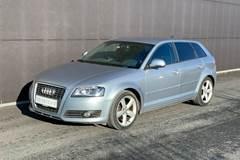 Audi A3 TDi 140 S-line SB 2,0