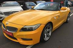 BMW Z4 sDrive35is Roadster DKG 3,0