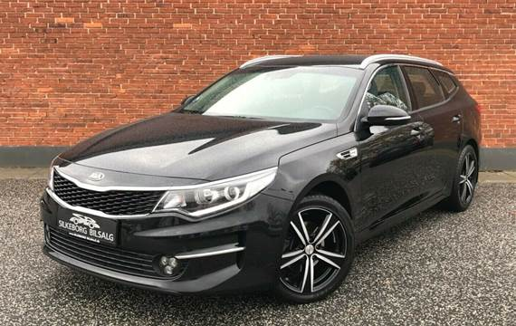 Kia Optima CRDi 141 Advance SW DCT 1,7