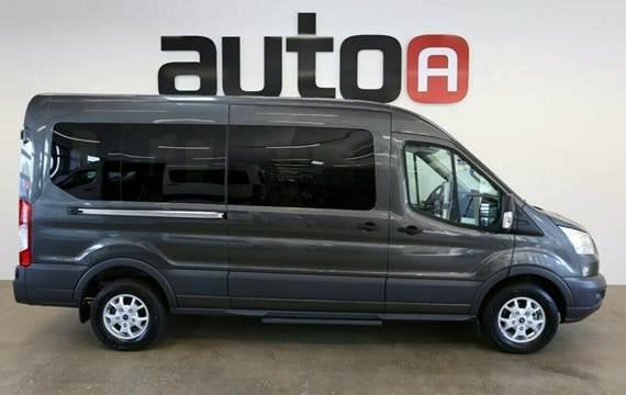 Ford Transit 410 L3 Kombi TDCi 125 Ambiente H2 RWD 2,2