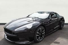 Aston Martin Vanquish S aut. 6,0