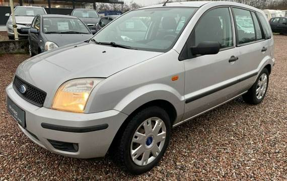Ford Fusion Trend 1,6