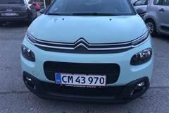 Citroën C3 1,5 Blue HDi VTR Sport start/stop  5d
