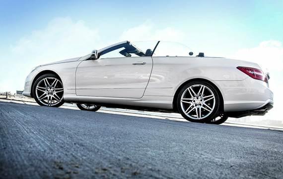 Mercedes E350 3,5 Cabriolet aut. BE