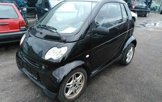 Smart City Coupé Cabrio Passion 55 aut. 0,6