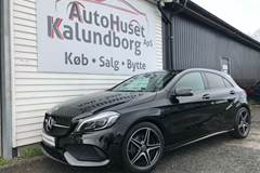 Mercedes A180 AMG Line 1,6