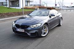 BMW M4 Cabriolet aut. 3,0