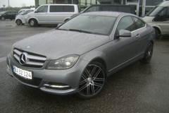 Mercedes C220 CDi Coupé BE 2,2