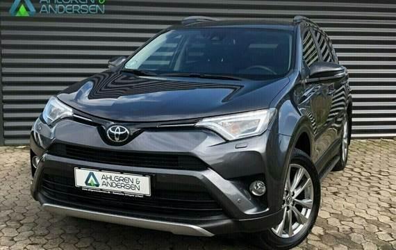 Toyota RAV4 D-4D T3 Selected 2,0