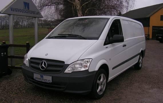 Mercedes Vito 113 CDi Standard XL 2,2