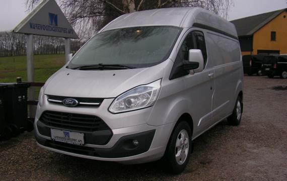 Ford Transit Custom 310L TDCi 155 Limited Van 2,2
