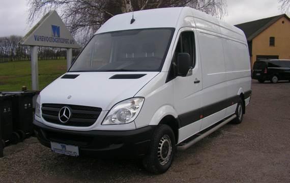 Mercedes Sprinter 313 CDi R3 Kassevogn 2,2