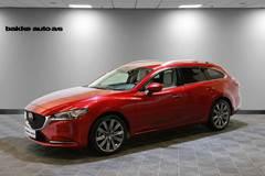 Mazda 6 Sky-D 150 Optimum stc. 2,2