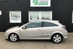 Opel Astra 1,6 Turbo Limited GTC