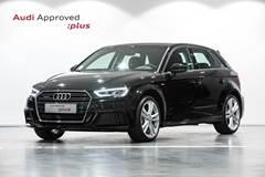 Audi A3 TFSi Sport Limited SB quattro