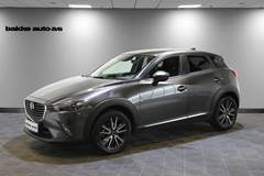 Mazda CX-3 1,5 Sky-D 105 Optimum