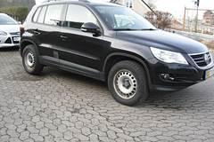 VW Tiguan 2,0 TDi 140 Trend & Fun 4M Van