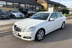 Mercedes E200 1,8 CGi Avantgarde aut. BE