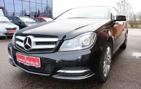 Mercedes C180 1,8 Coupé BE