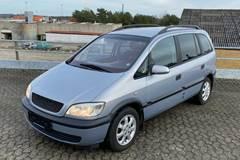 Opel Zafira 1,8 16V Flexivan aut.