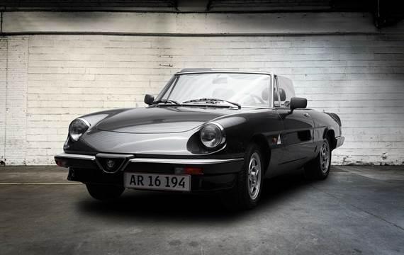 Alfa Romeo Spider 2,0 Cabriolet