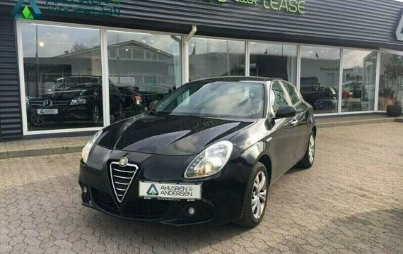 Alfa Romeo Giulietta 1,4 Turbo 120 Progression