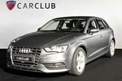 Audi A3 1,6 TDi 110 Ambiente SB