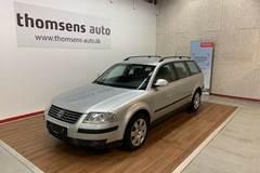 VW Passat 1,9 TDi 130 Trendline Variant DK