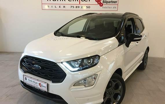 Ford EcoSport 1,0 SCTi 125 ST-Line aut.