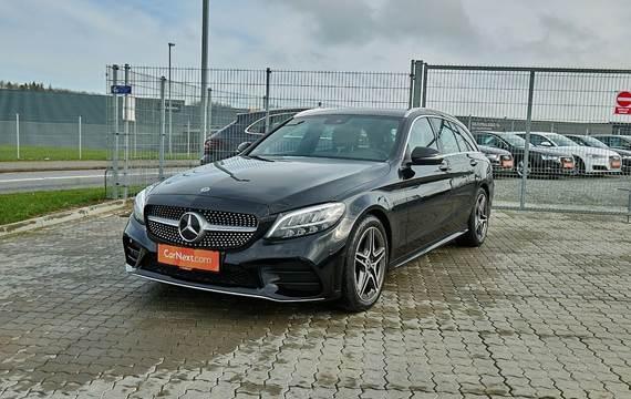 Mercedes C300 d 2,0 Advantage AMG stc. aut.