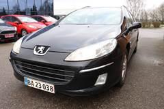 Peugeot 407 1,6 HDi ST Sport SW