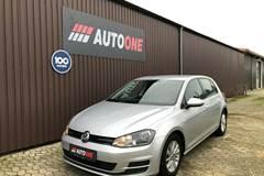 VW Golf VII 1,6 TDi 110 BlueMotion