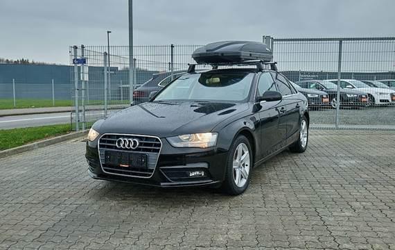 Audi A4 2,0 TDi 150 Multitr.