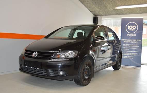 VW Golf Plus 1,9 TDi Comfortline