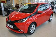 Toyota Aygo 1,0 VVT-i x-cellence