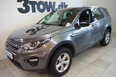 Land Rover Discovery Sport 2,0 TD4 150 Pure aut.