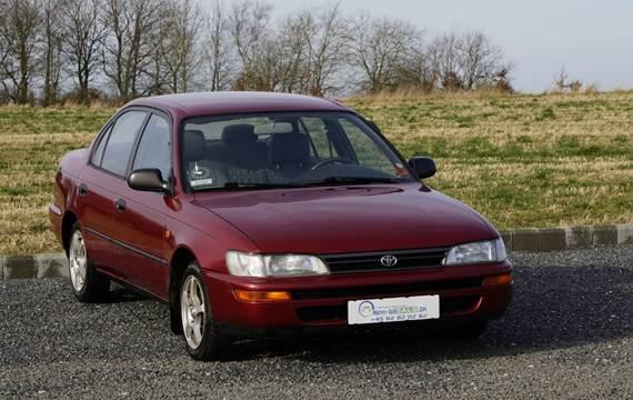 Toyota Corolla 1,3 XLi