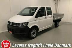 VW Transporter 2,0 TDi 150 Db.Cab m/lad 4M