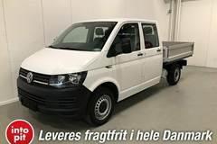 VW Transporter 2,0 TDi 102 Db.Cab m/lad