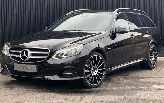 Mercedes E350 3,0 BlueTEC Edition E stc. aut.