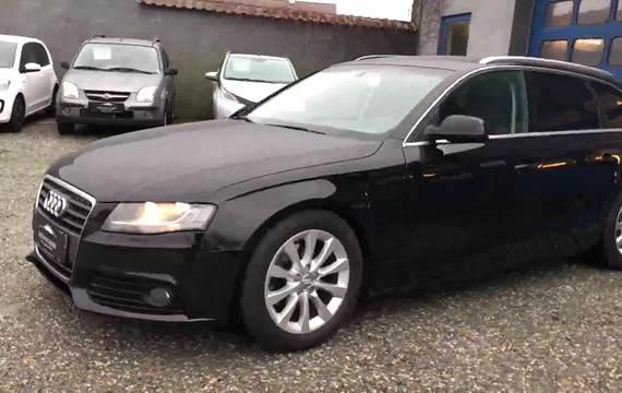 Audi A4 2,0 TDi 143 Avant