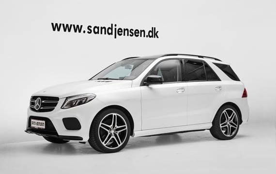 Mercedes GLE500 4,7 aut. 4-M