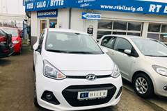Hyundai i10 1,0 Go Air+