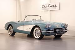 Chevrolet Corvette 4,6 Cabriolet