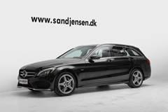 Mercedes C350 e 2,0 AMG Line stc. aut.